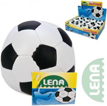 LENA Soft míček fotbalový měkký kopačák 11cm - zvětšit obrázek