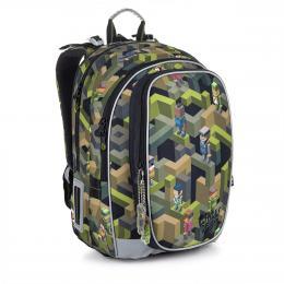Školní batoh Topgal MIRA 20046 B - zvětšit obrázek