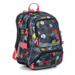 Školní batoh Topgal NIKI 19007 G - zvětšit obrázek