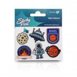 Sticky Pins Topgal PINS 17003 B - zvětšit obrázek