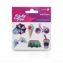 Sticky Pins Topgal PINS 17005 G - zvětšit obrázek