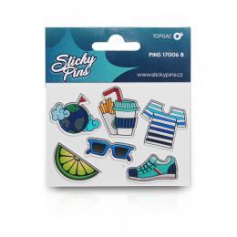 Sticky Pins Topgal PINS 17006 B - zvětšit obrázek