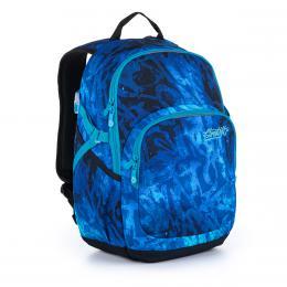 Modrý studentský batoh Topgal YOKO 21035 B - zvětšit obrázek